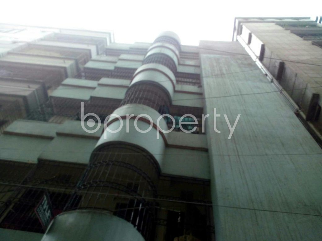 Front view - 2 Bed Apartment to Rent in Gazipur Sadar Upazila, Gazipur - 1912200