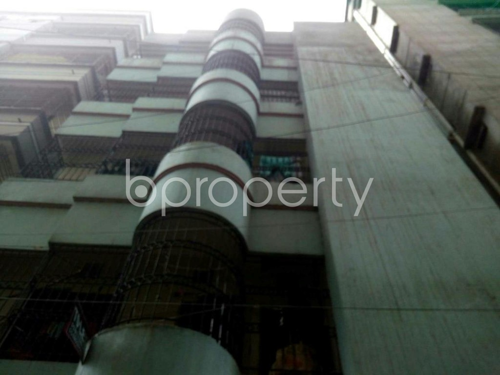 Front view - 2 Bed Apartment to Rent in Gazipur Sadar Upazila, Gazipur - 1912201