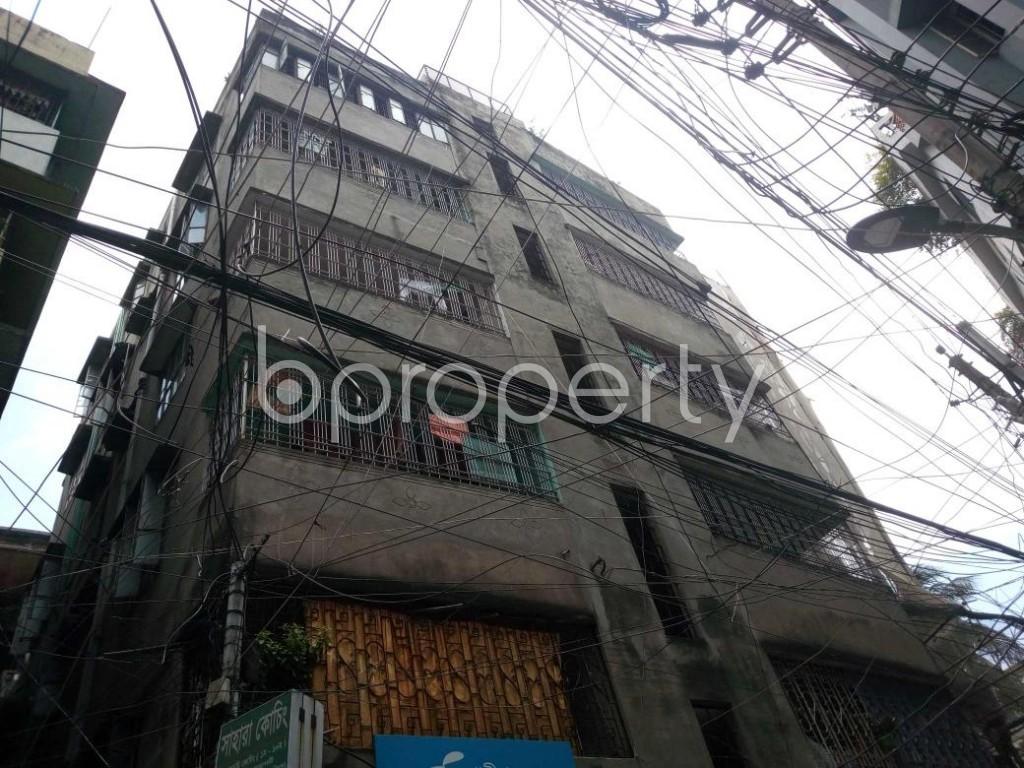 Front view - Shop to Rent in Shantinagar, Dhaka - 1912208