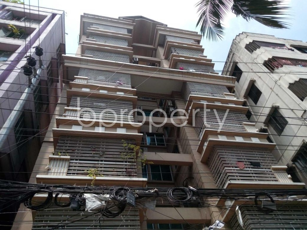 Front view - Office to Rent in Shantinagar, Dhaka - 1912213