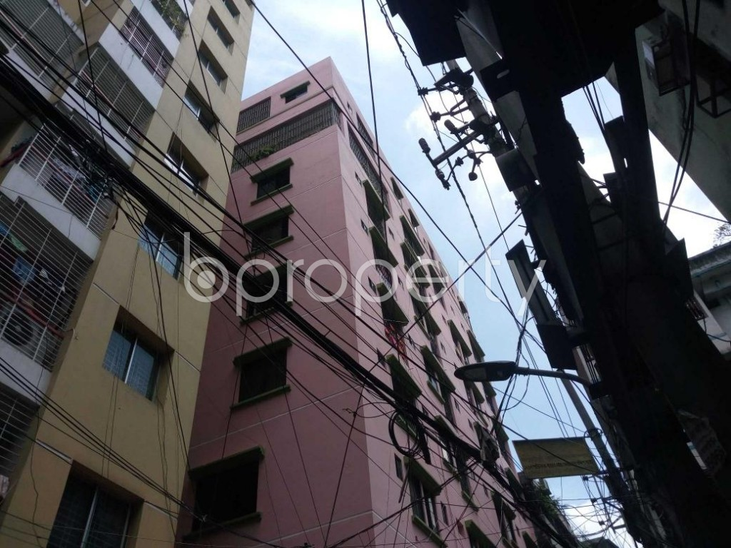 Front view - Office to Rent in Shantinagar, Dhaka - 1912214