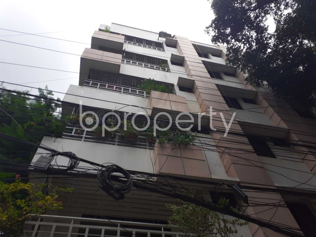 Front view - 3 Bed Apartment to Rent in Banani, Dhaka - 1912231