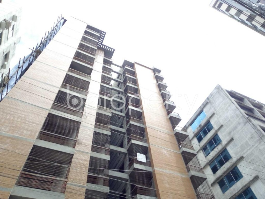 Front view - 3 Bed Apartment for Sale in Sutrapur, Dhaka - 1912238