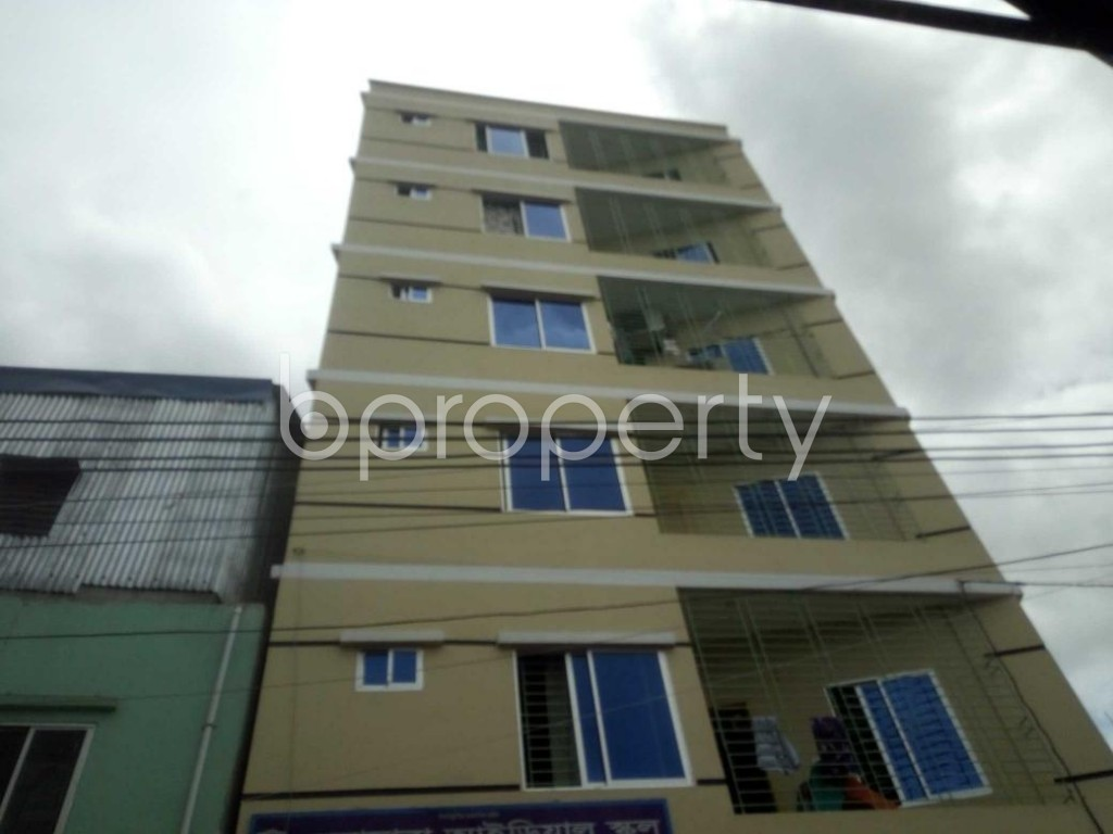 Front view - Office to Rent in Badda, Dhaka - 1912239