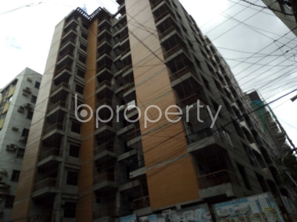 Outside view - 3 Bed Apartment for Sale in Sutrapur, Dhaka - 1912244