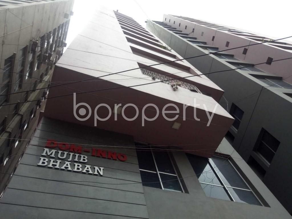 Front view - 3 Bed Apartment to Rent in Kalabagan, Dhaka - 1912248
