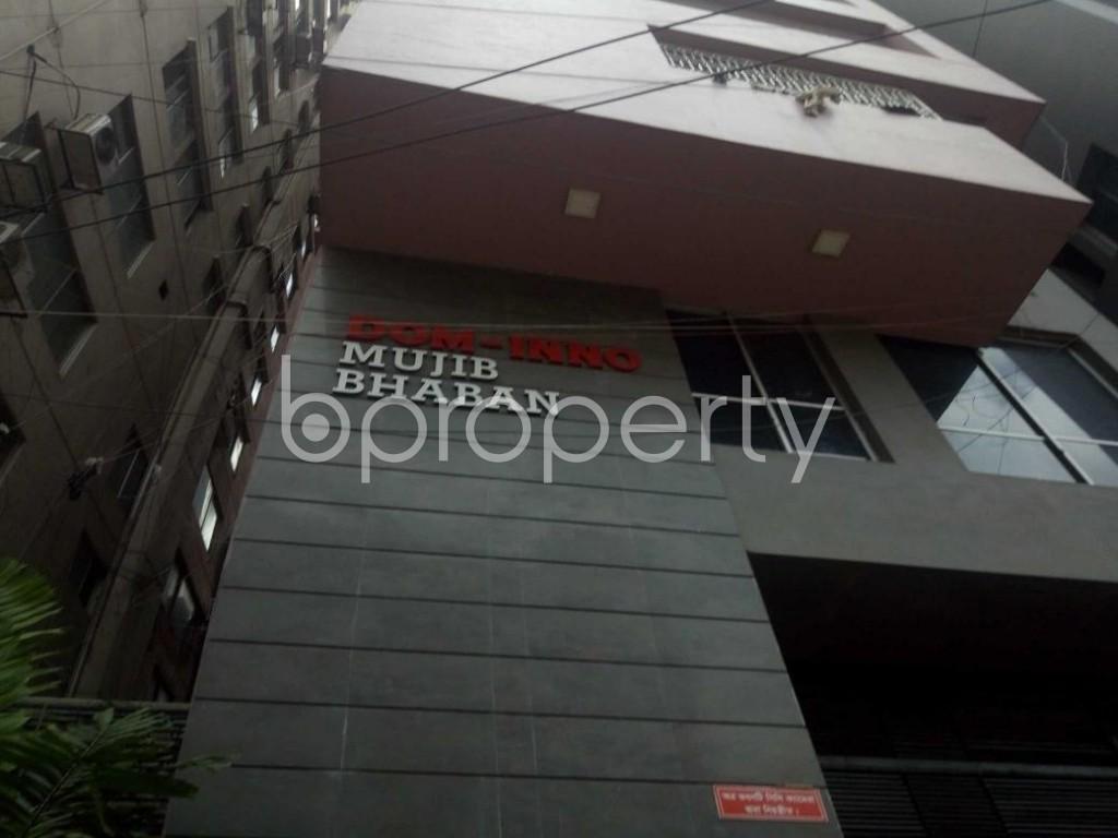 Front view - 3 Bed Apartment to Rent in Kalabagan, Dhaka - 1912253