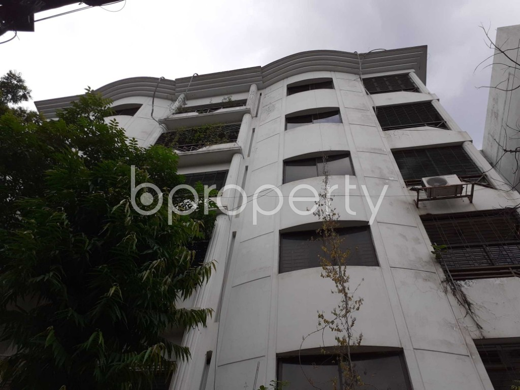 Front view - 4 Bed Apartment to Rent in Gulshan, Dhaka - 1912270