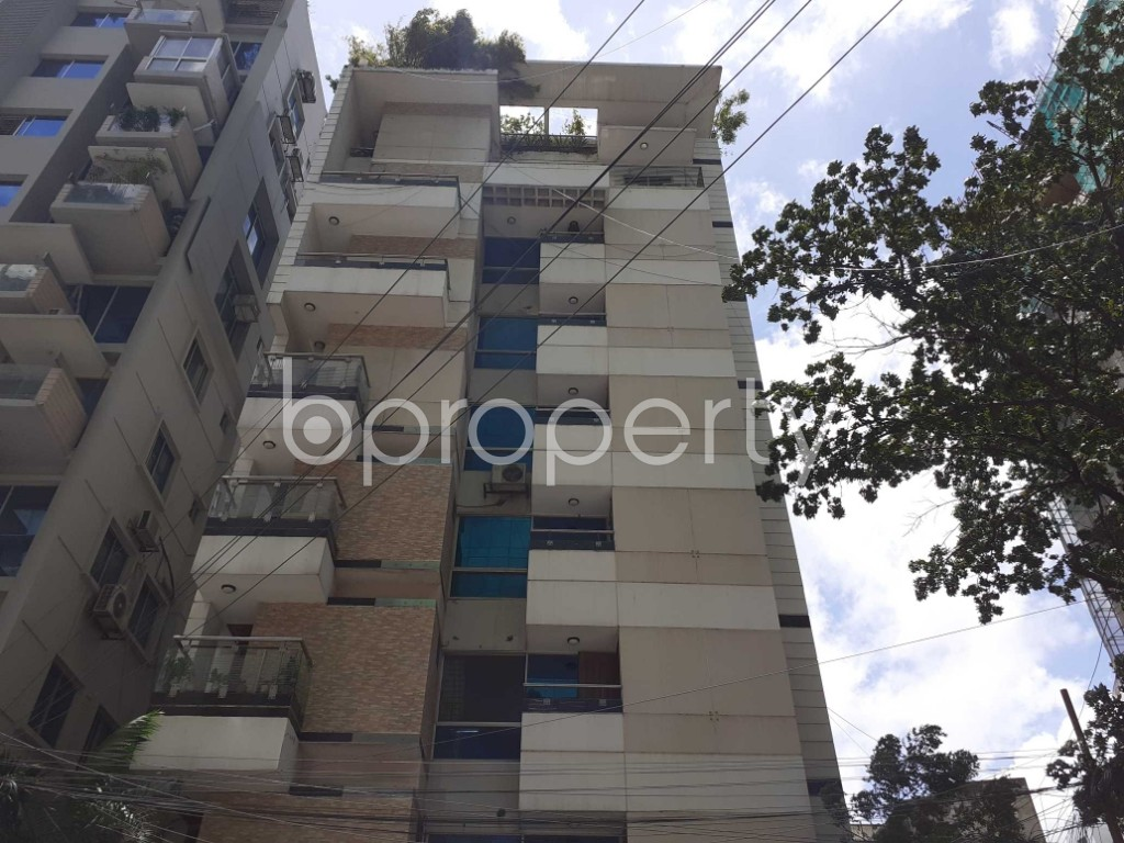 Front view - 3 Bed Apartment to Rent in Banani, Dhaka - 1912262