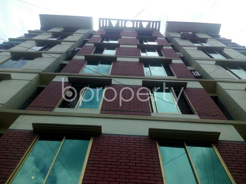 Front view - 2 Bed Apartment for Sale in Badda, Dhaka - 1912277