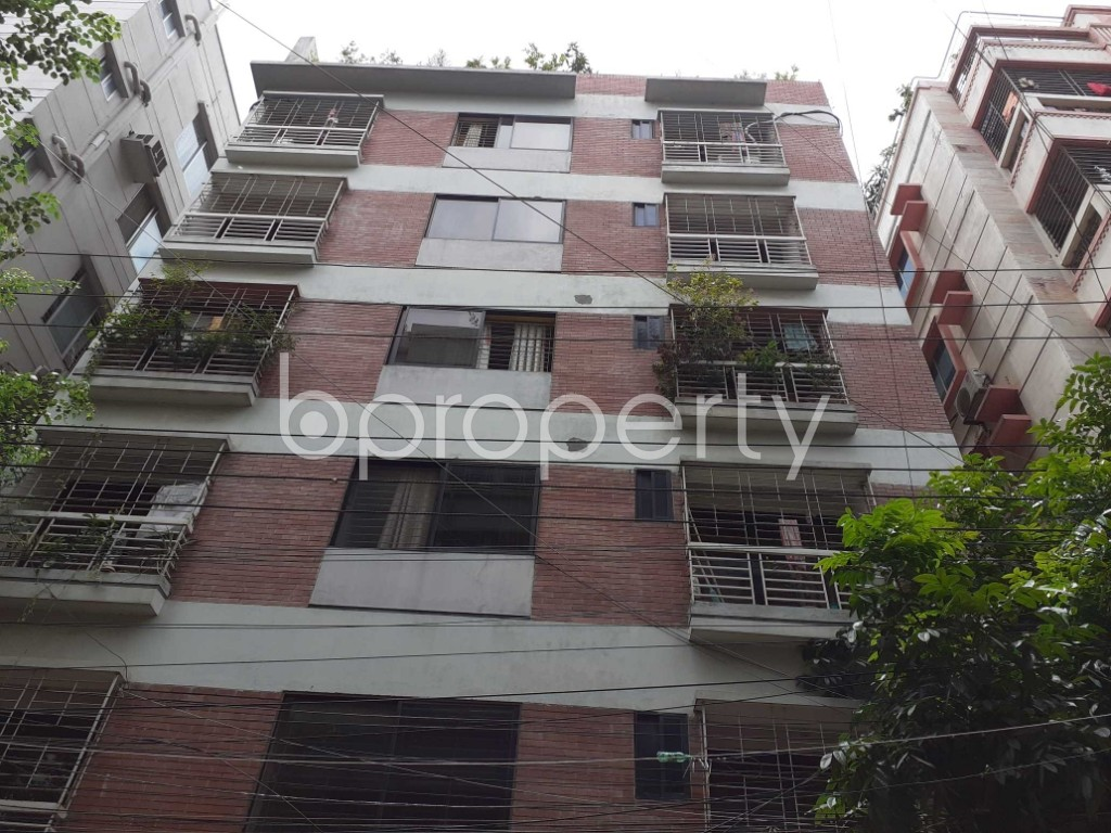 Front view - 3 Bed Apartment to Rent in Mirpur, Dhaka - 1912281