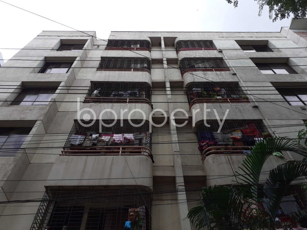 Front view - 3 Bed Apartment to Rent in Mirpur, Dhaka - 1912289