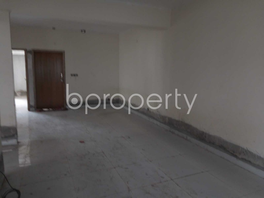 Dining area - 3 Bed Apartment for Sale in Badda, Dhaka - 1912297