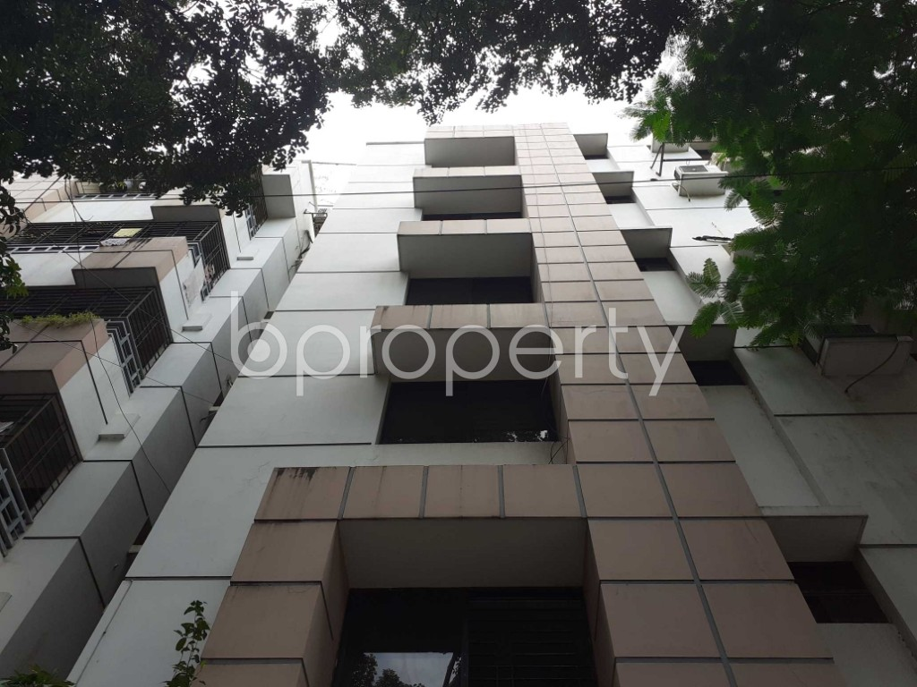 Front view - 3 Bed Apartment to Rent in Banani, Dhaka - 1912272