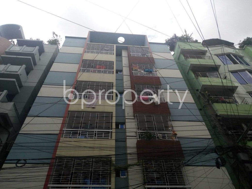 Front view - 2 Bed Apartment to Rent in Uttara, Dhaka - 1912324
