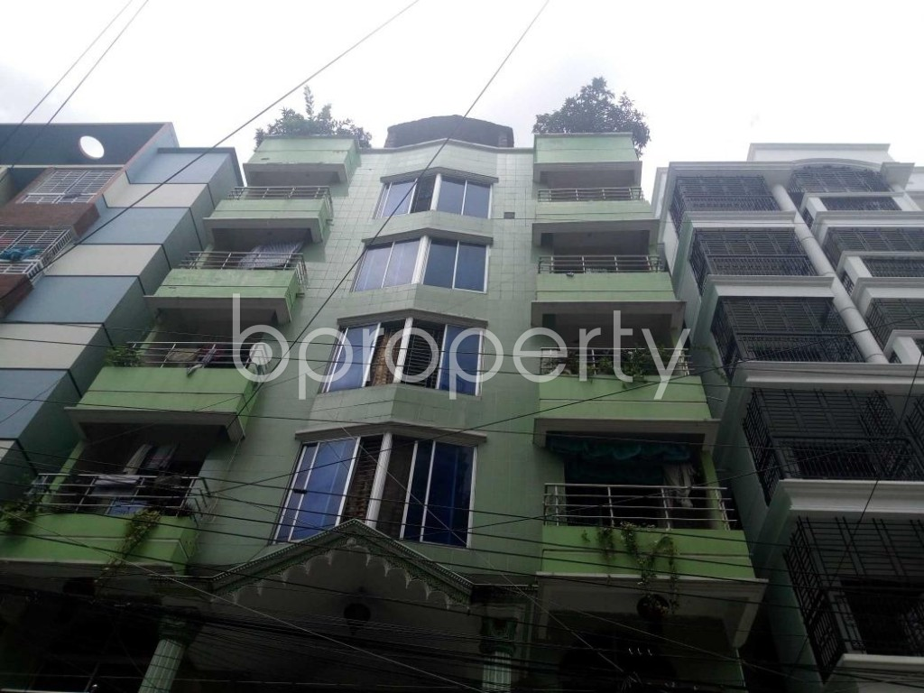 Front view - 2 Bed Apartment to Rent in Uttara, Dhaka - 1912327