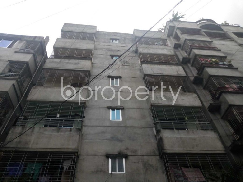 Front view - 2 Bed Apartment to Rent in Uttara, Dhaka - 1912331