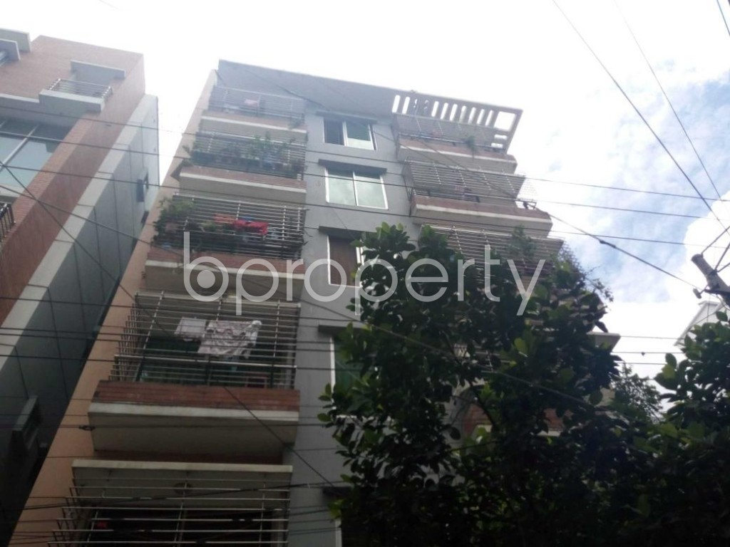 Front view - 2 Bed Apartment to Rent in Uttara, Dhaka - 1912335