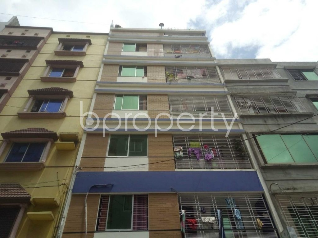 Front view - 2 Bed Apartment to Rent in Mirpur, Dhaka - 1912336
