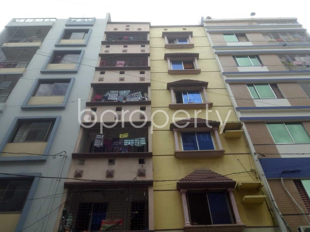 Front view - 2 Bed Apartment to Rent in Mirpur, Dhaka - 1912337