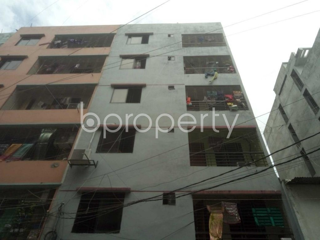 Front view - 2 Bed Apartment to Rent in Mirpur, Dhaka - 1912345