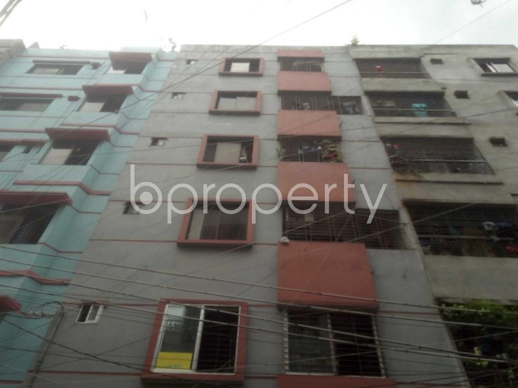 Front view - 2 Bed Apartment to Rent in Mirpur, Dhaka - 1912344