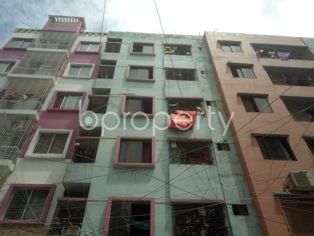 Front view - 2 Bed Apartment to Rent in Mirpur, Dhaka - 1912347