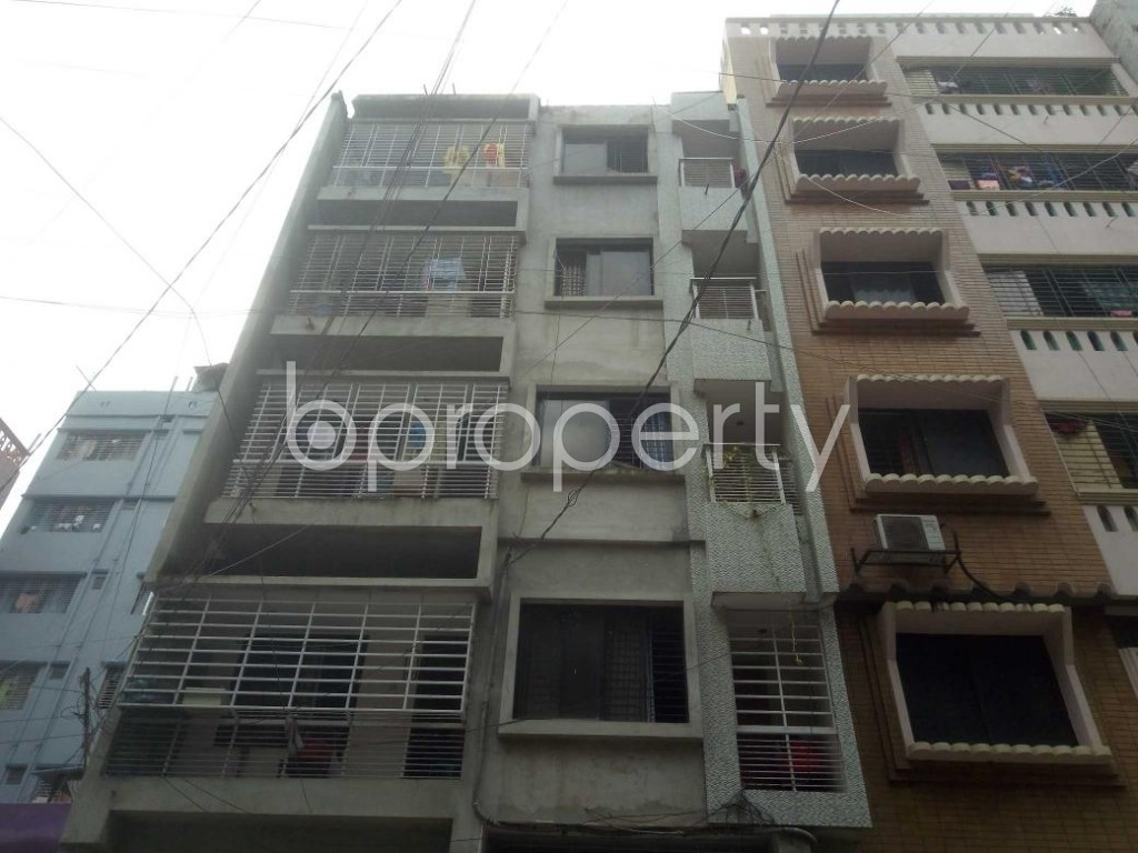 Front view - 2 Bed Apartment to Rent in Mirpur, Dhaka - 1912349