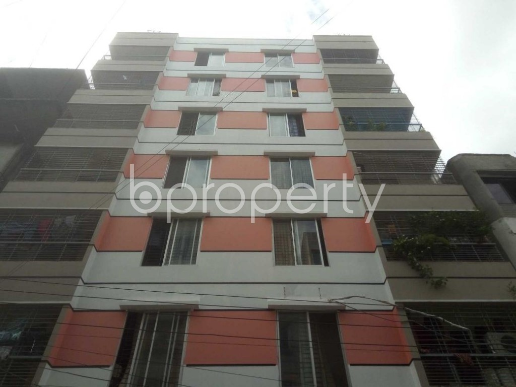 Front view - 3 Bed Apartment to Rent in Mirpur, Dhaka - 1912350