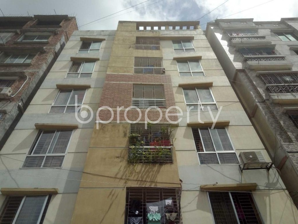 Front view - 2 Bed Apartment to Rent in Mirpur, Dhaka - 1912358