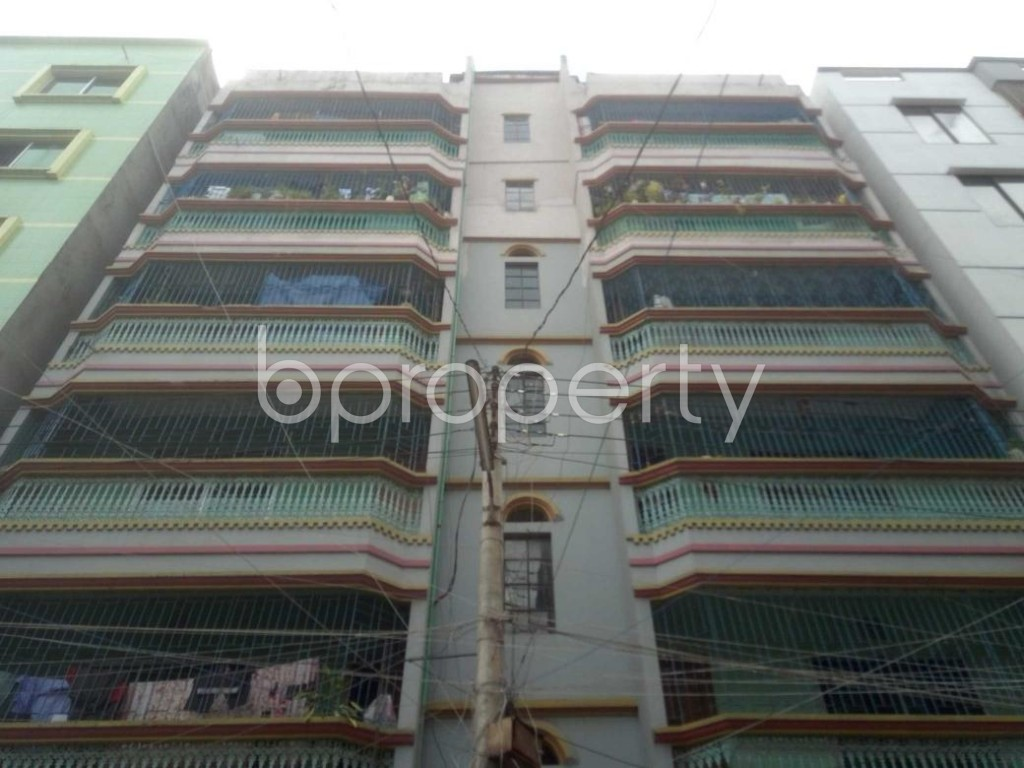 Front view - 2 Bed Apartment to Rent in Mirpur, Dhaka - 1912361