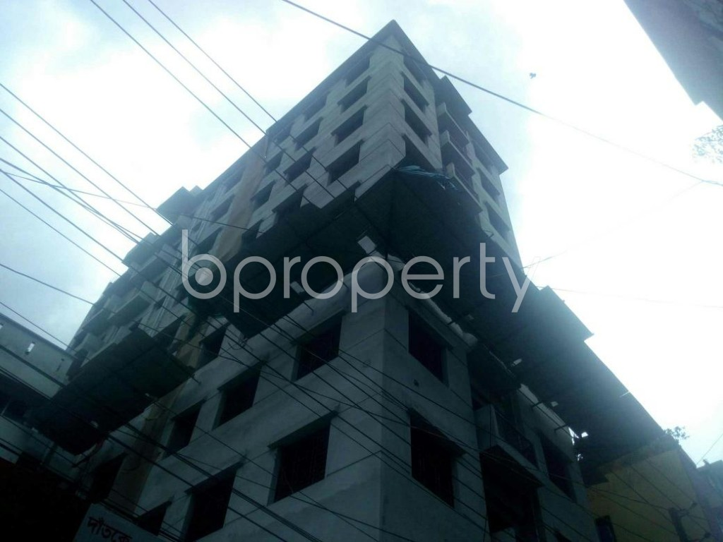 Outside view - 3 Bed Apartment for Sale in Rampura, Dhaka - 1912371