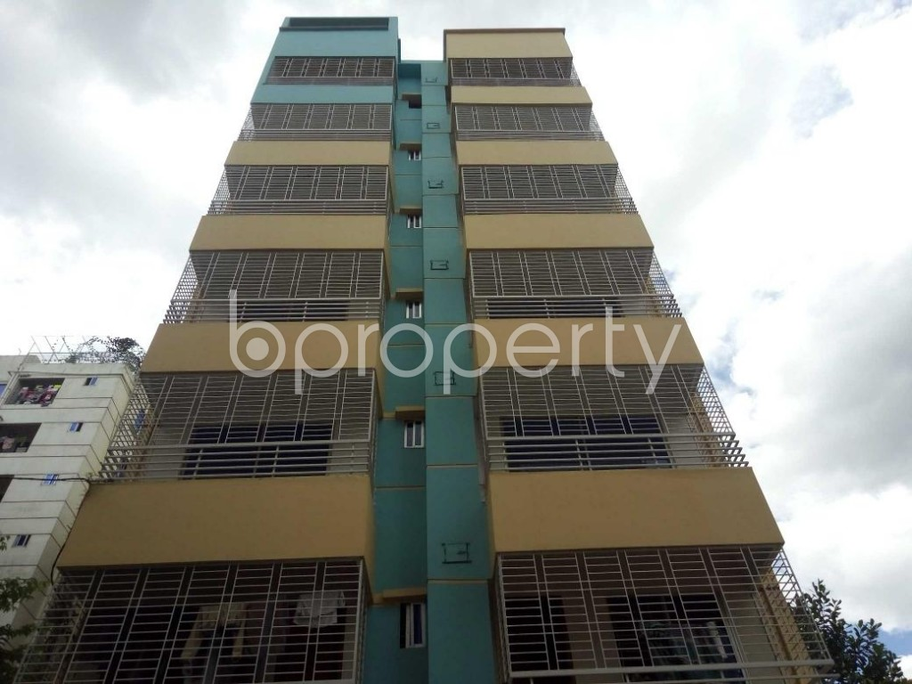 Front view - 3 Bed Apartment to Rent in Uttara, Dhaka - 1912397