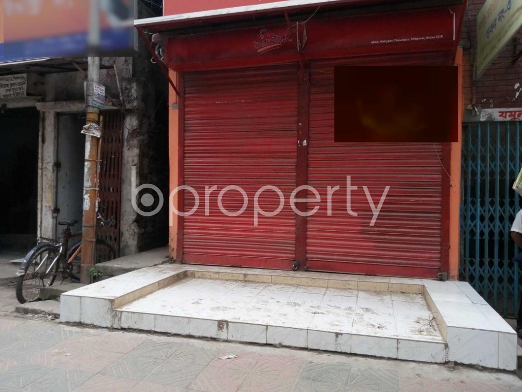 Front view - Shop to Rent in Khilgaon, Dhaka - 1912403