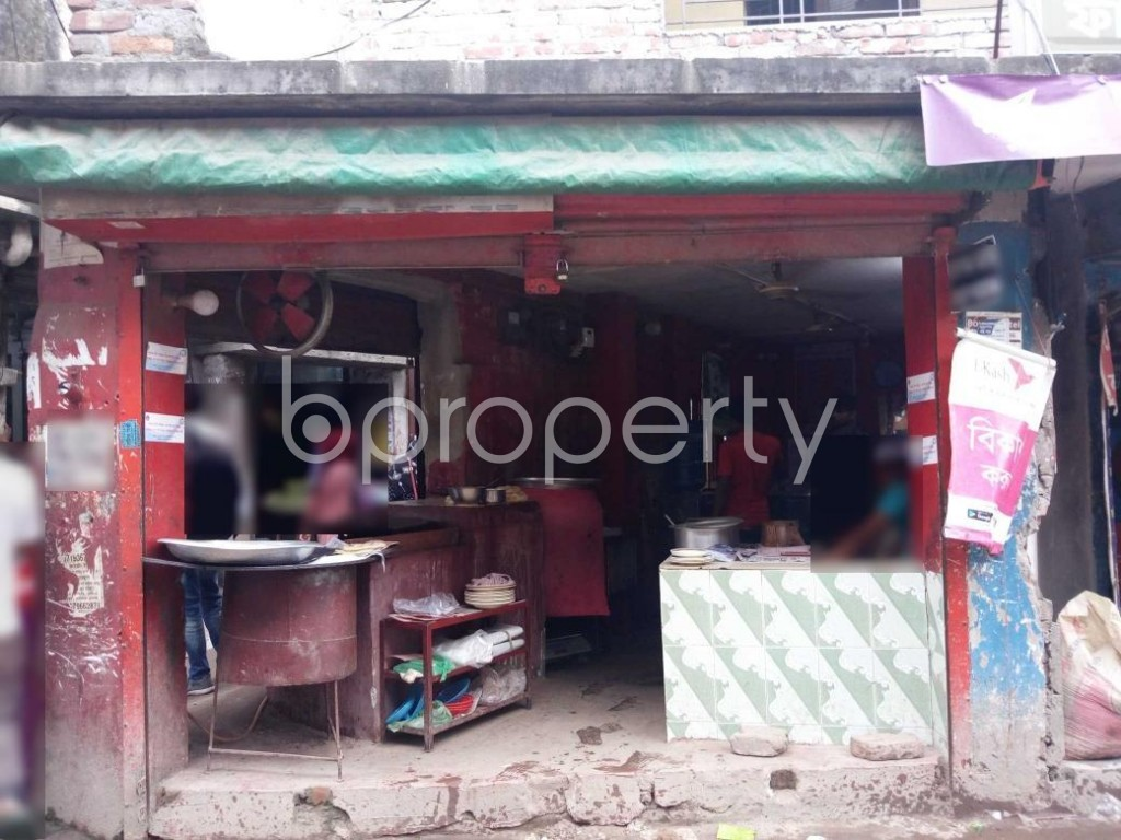 Front view - Shop to Rent in Kuril , Dhaka - 1912408
