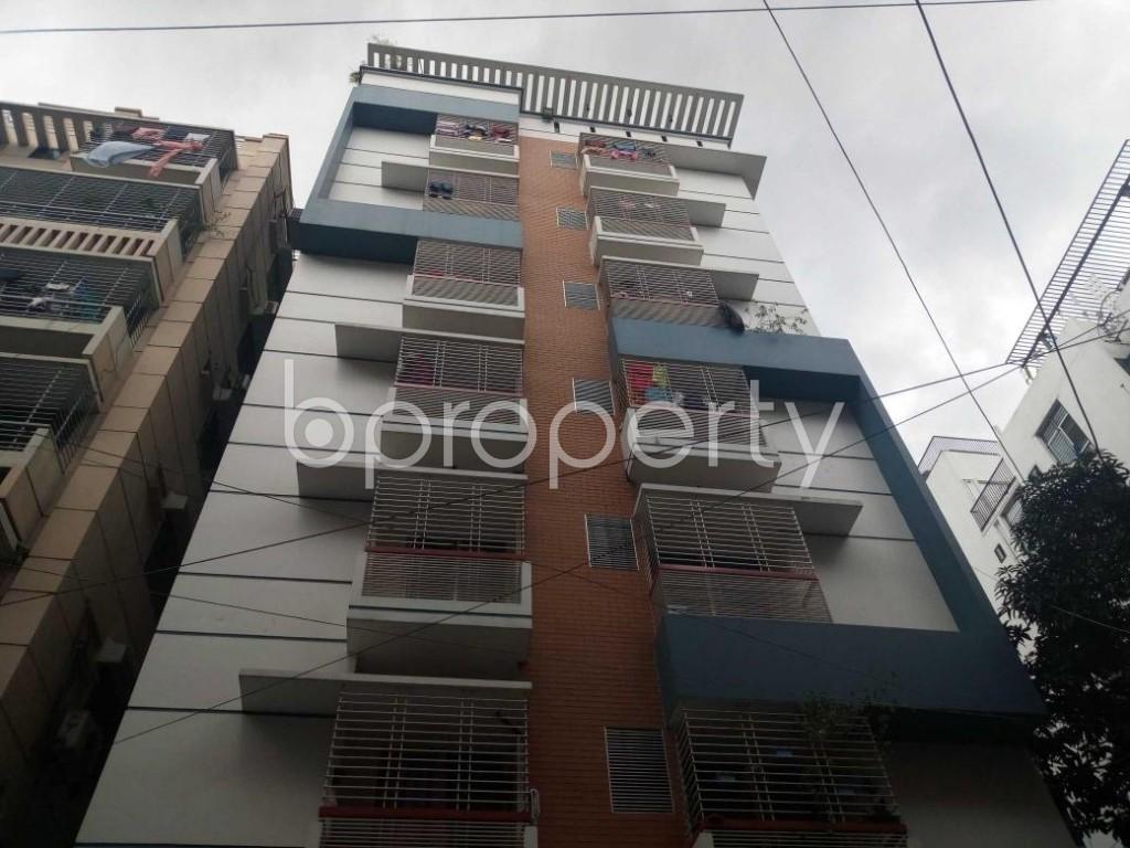 Front view - 5 Bed Duplex to Rent in Uttara, Dhaka - 1912420