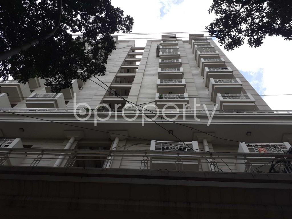 Front view - 3 Bed Apartment to Rent in Gulshan, Dhaka - 1912421