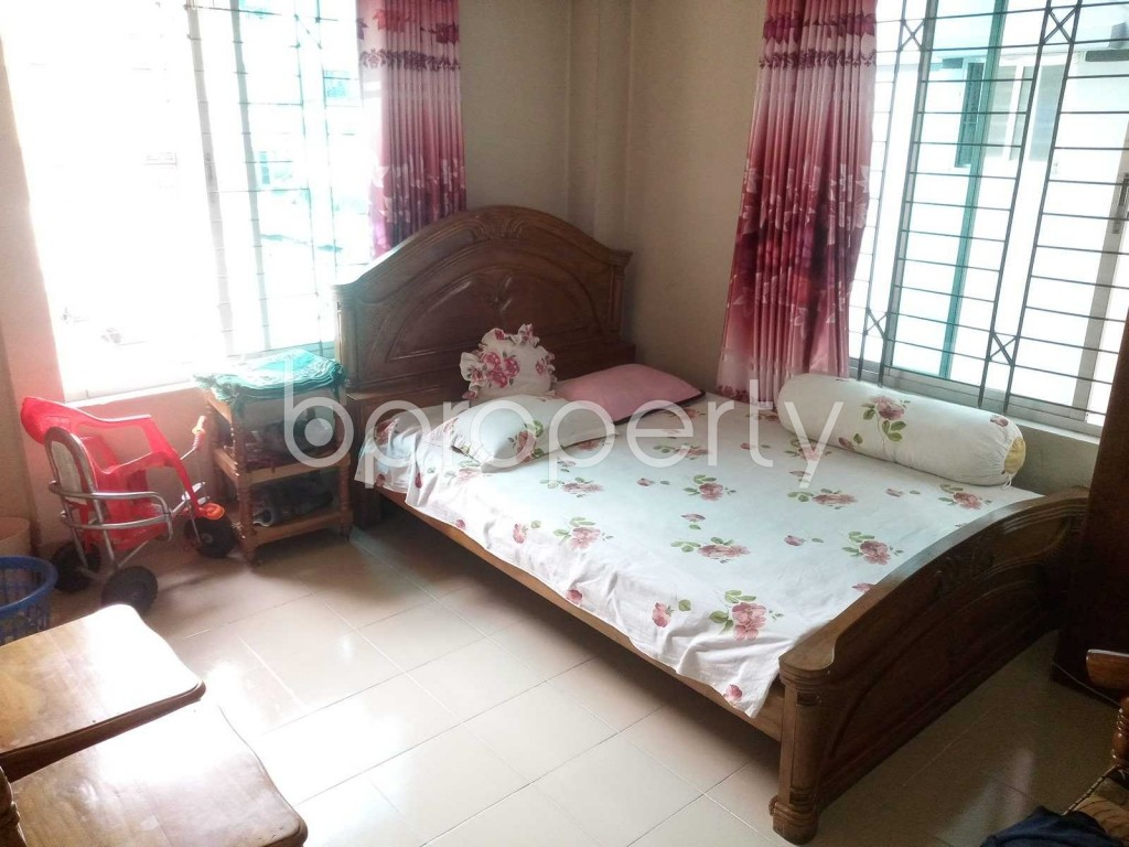 Bedroom - 3 Bed Apartment for Sale in Mohammadpur, Dhaka - 1911618