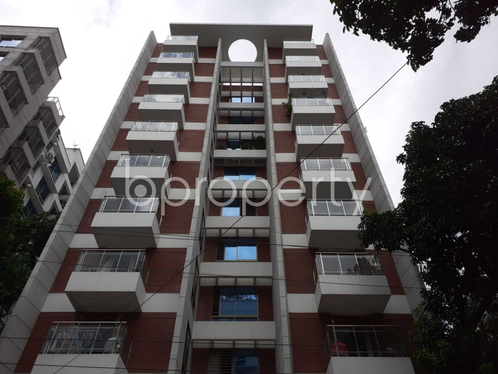 Front view - 3 Bed Apartment to Rent in Banani, Dhaka - 1912450