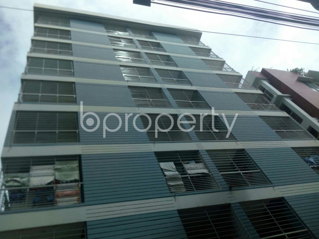 Front view - 4 Bed Apartment to Rent in Panchlaish, Chattogram - 1912454