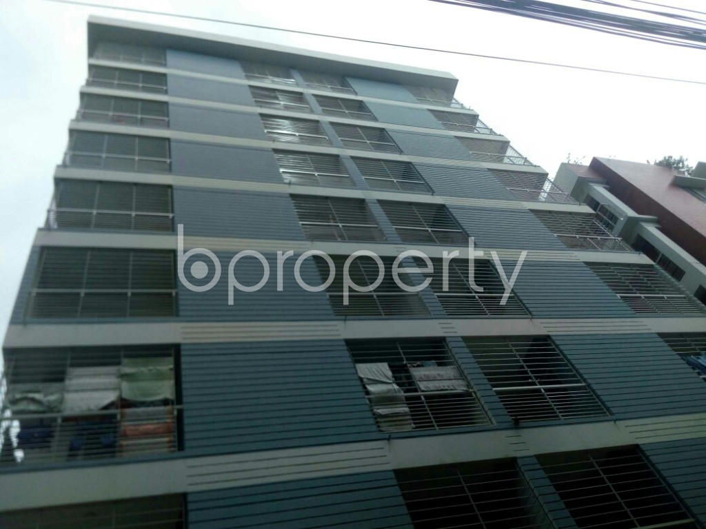 Front view - 3 Bed Apartment to Rent in Panchlaish, Chattogram - 1912462