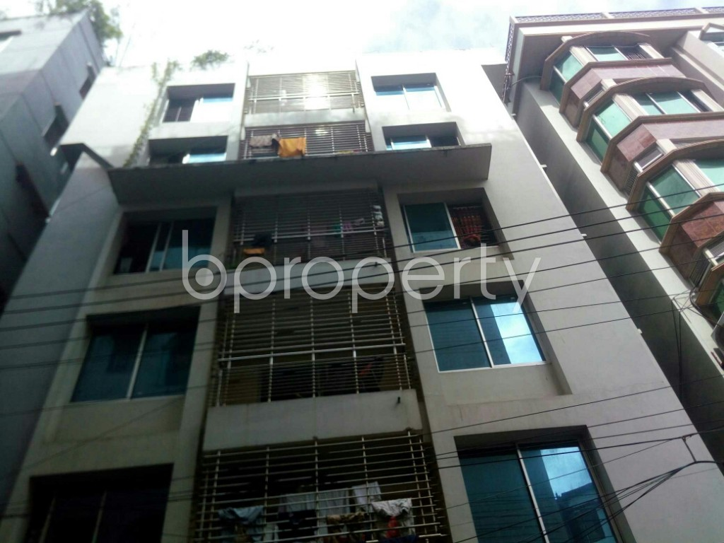 Front view - 3 Bed Apartment to Rent in Panchlaish, Chattogram - 1912476