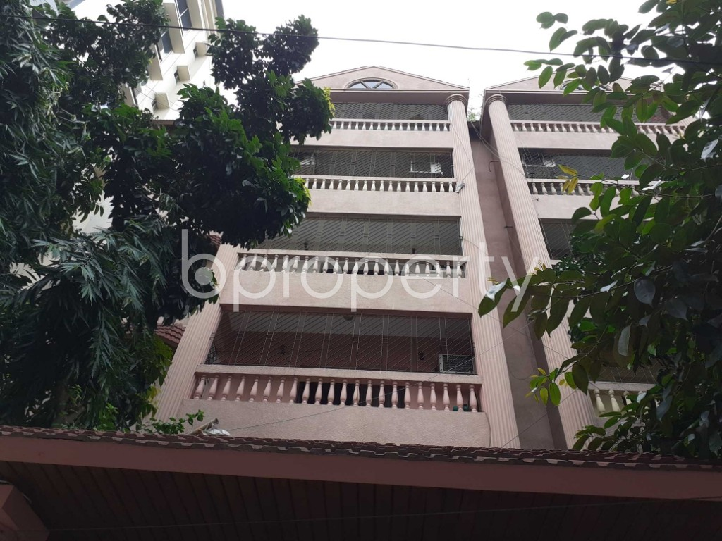 Front view - 3 Bed Apartment to Rent in Gulshan, Dhaka - 1912472