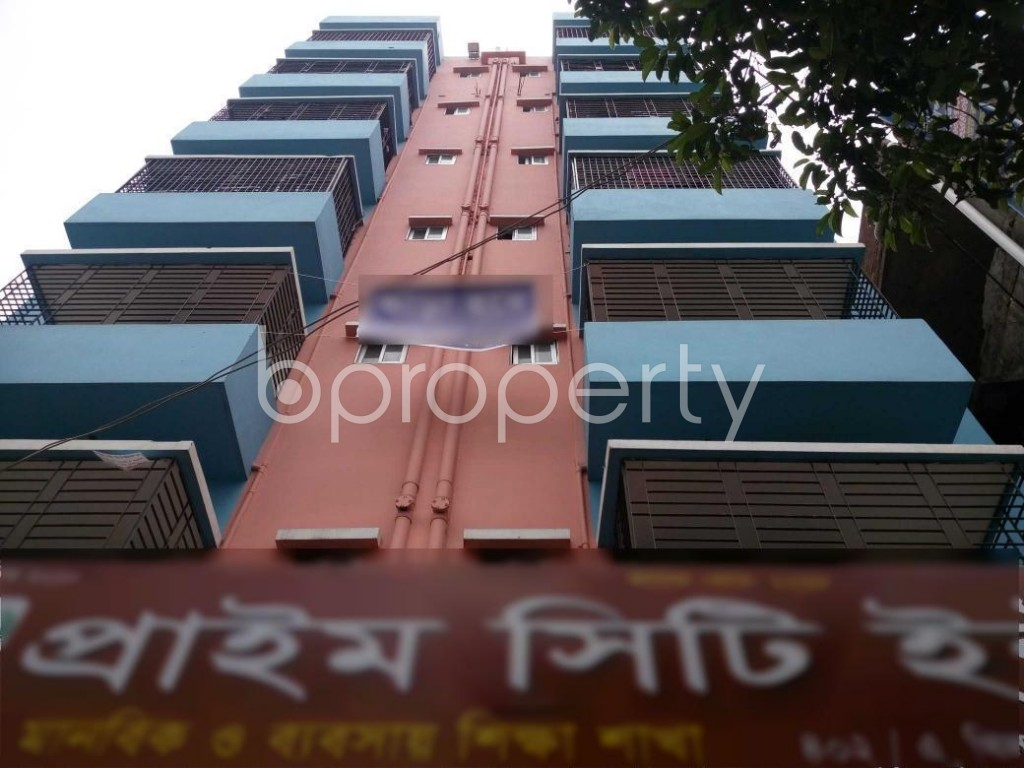 Front view - Office to Rent in Khilgaon, Dhaka - 1912483