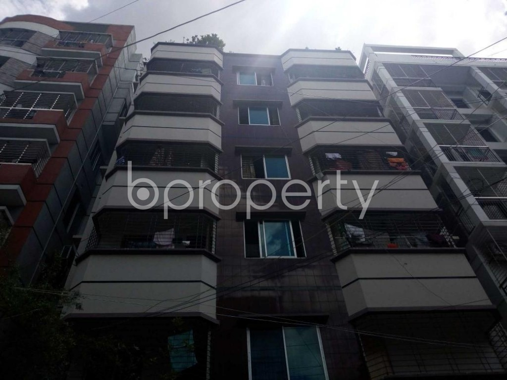 Front view - Office to Rent in Uttara, Dhaka - 1912508