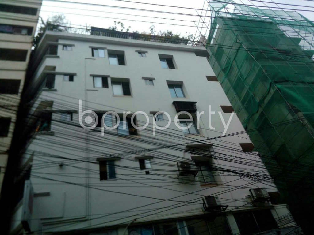 Front view - Floor to Rent in Panchlaish, Chattogram - 1912517