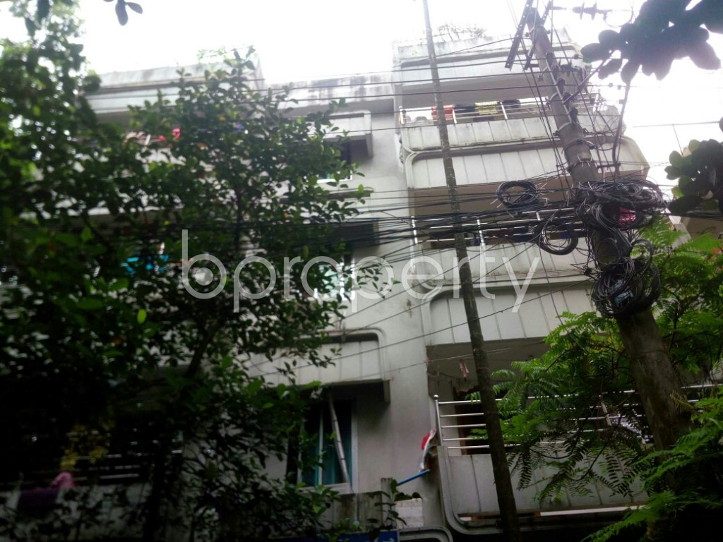 Front view - 3 Bed Apartment to Rent in Panchlaish, Chattogram - 1912537