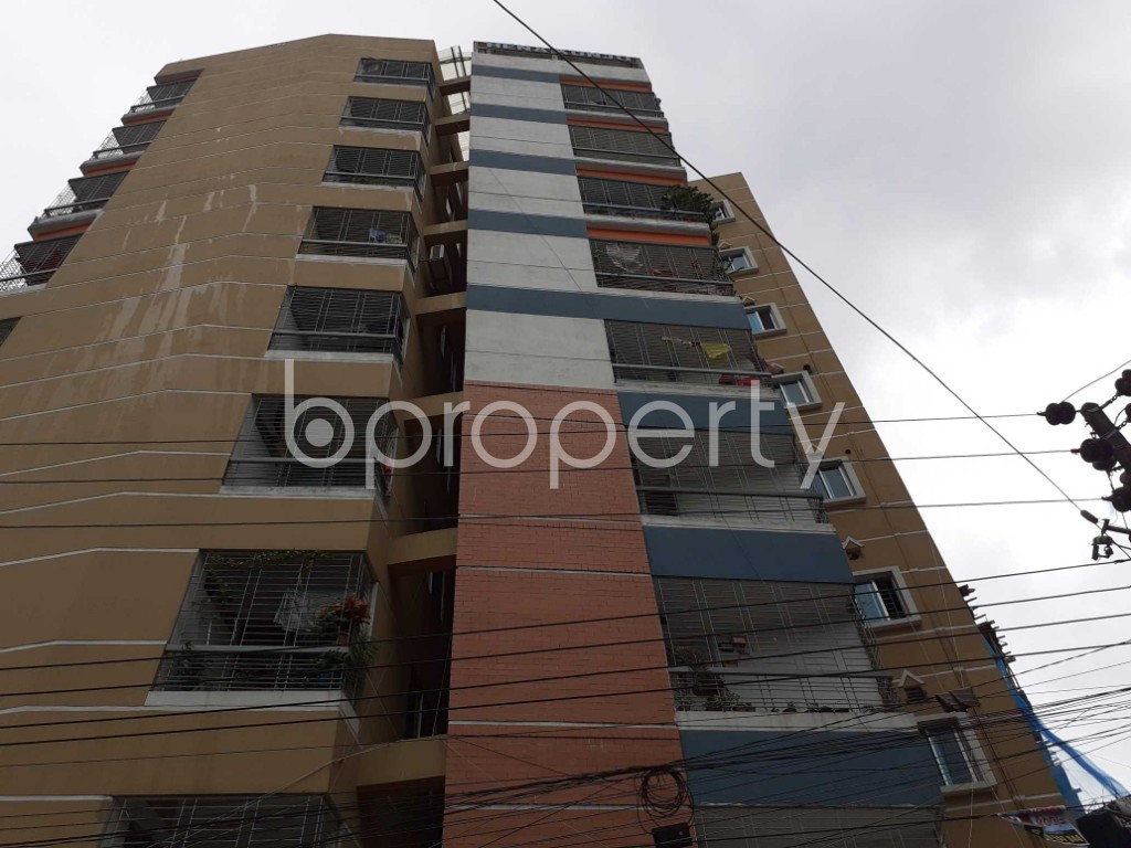 Outside view - 3 Bed Apartment for Sale in Agargaon, Dhaka - 1912538