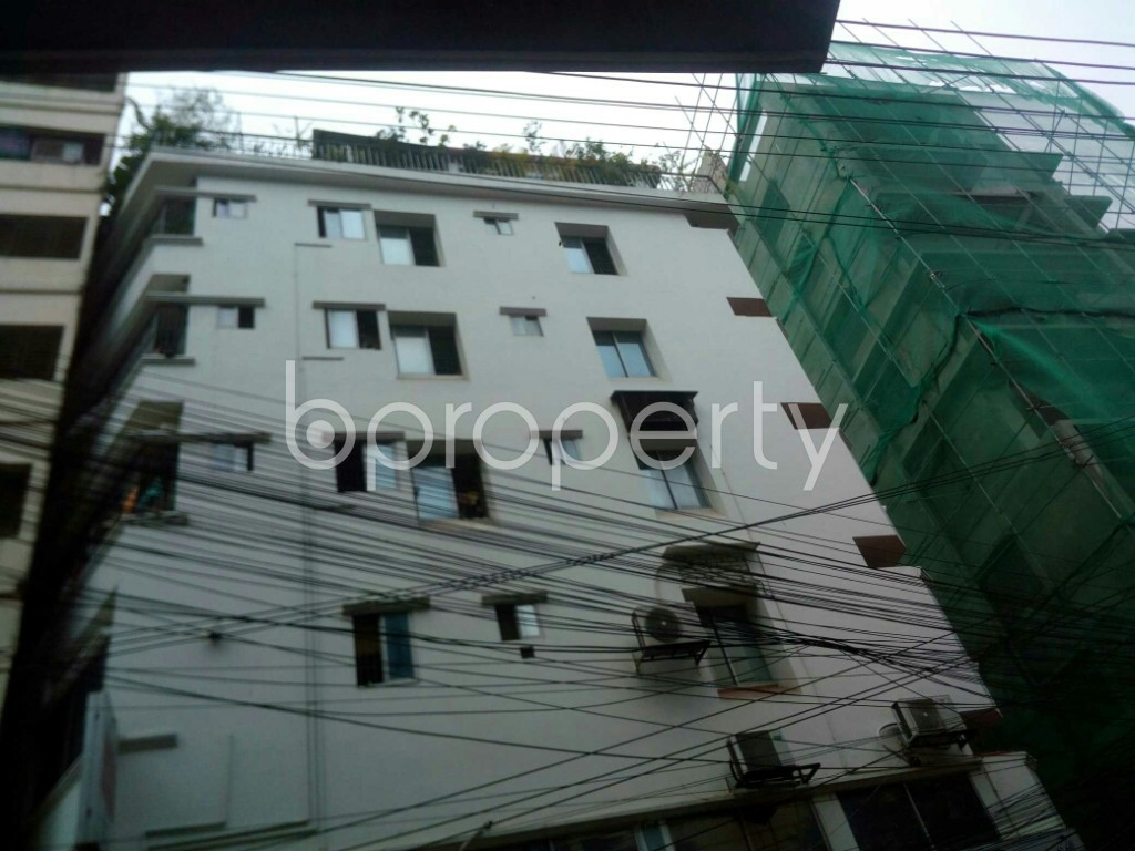 Front view - 2 Bed Apartment to Rent in Panchlaish, Chattogram - 1912540