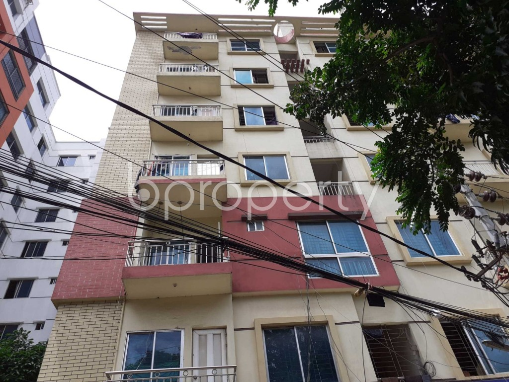 Outside view - 1 Bed Apartment to Rent in Taltola, Dhaka - 1912548